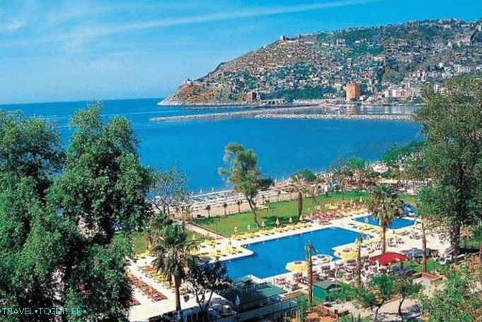 Holidays in Alanya in November, all inclusive