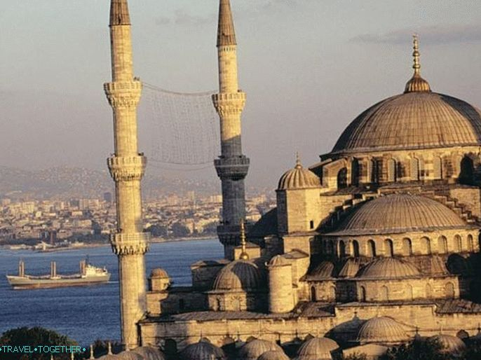 The cost of the November holiday in Istanbul