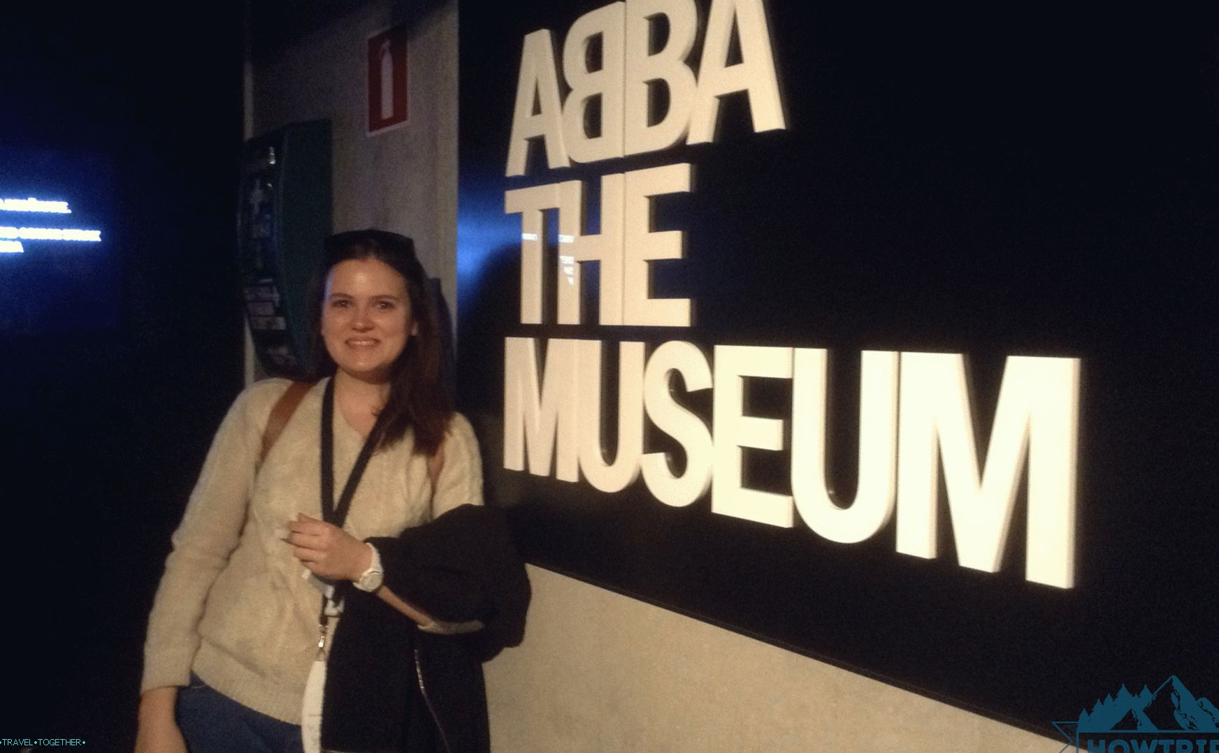 Entry to the Abba Museum