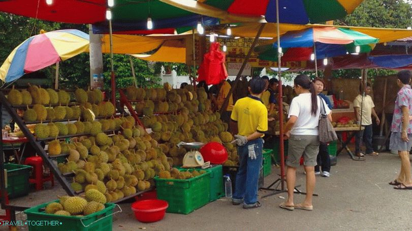 How to choose durian