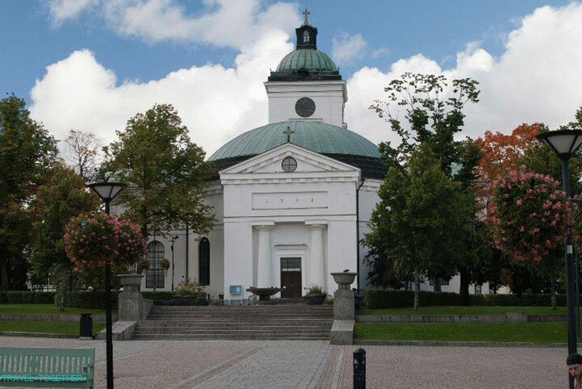 Church in Hämeenlinna