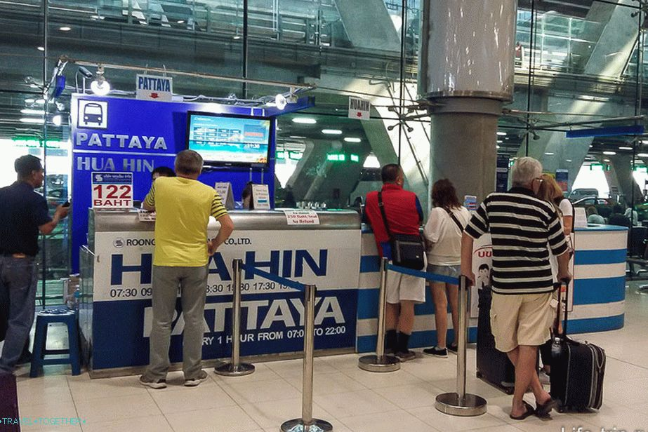 Tickets for Pattaya and Hua Hin are on sale here