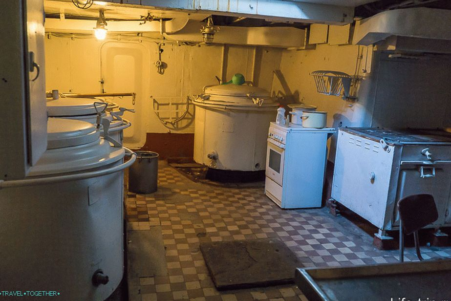 Galley, kitchen