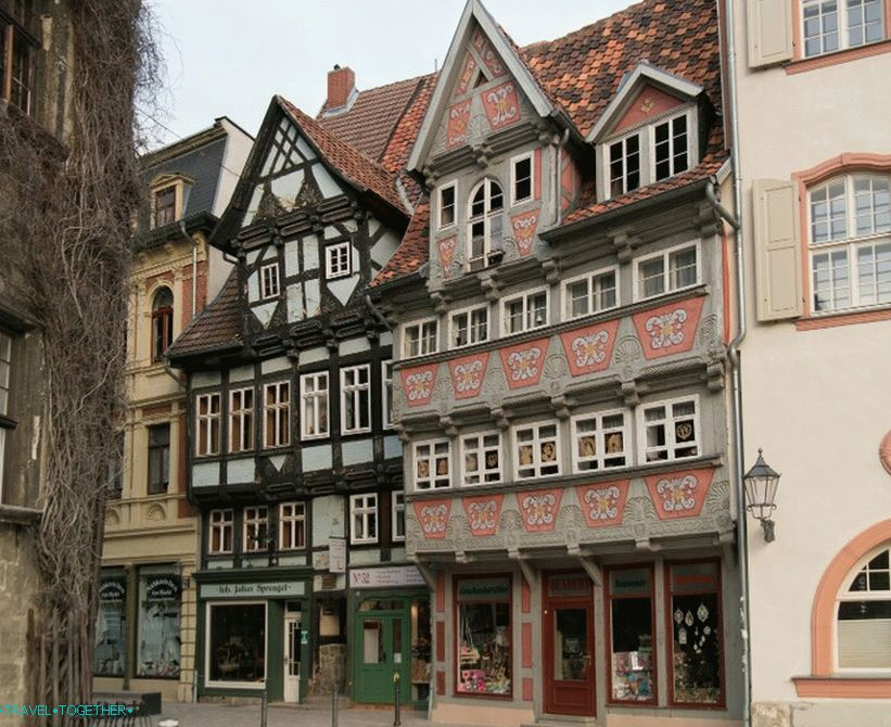 Quedlinburg Historic Center