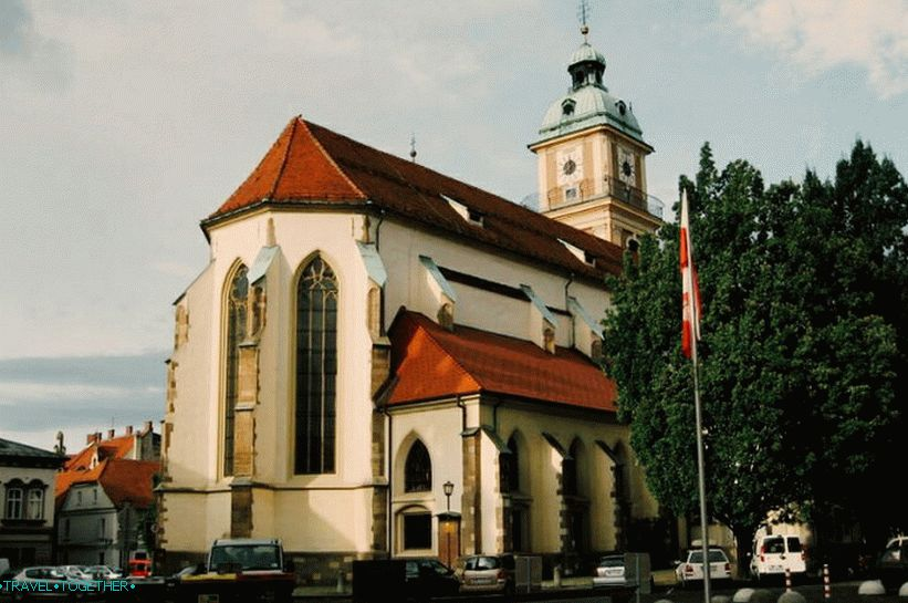 Cathedral of Maribor