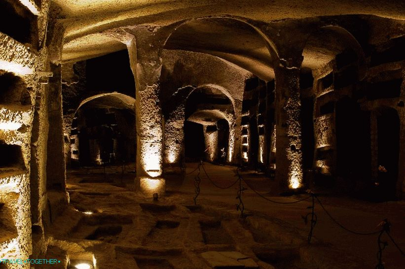 Catacombs of Naples