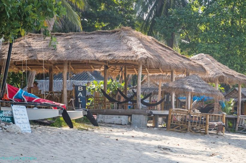 Beach Klong Khong (Klong Khong) - type fabulous Bali on Lanta
