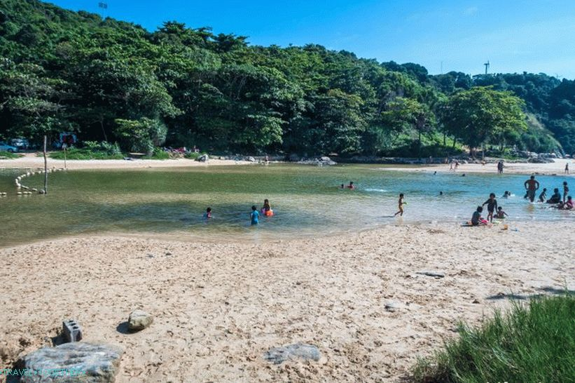 Nai Harn Beach is one of the best in Phuket