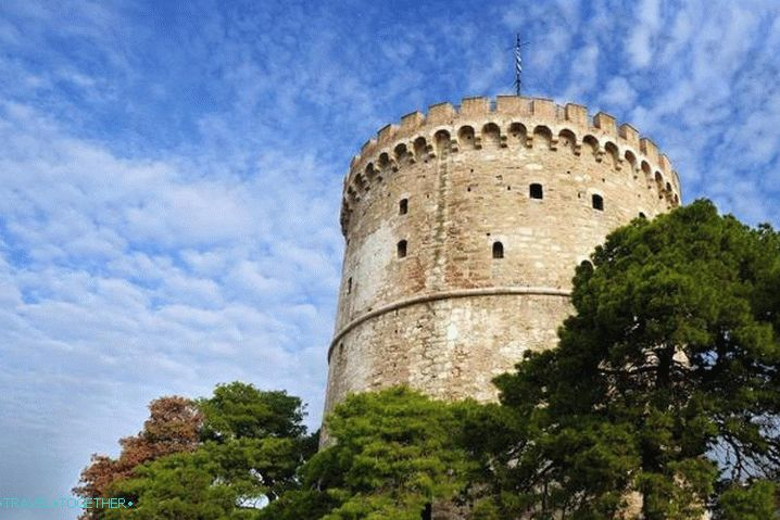 Thessaloniki, the White Tower