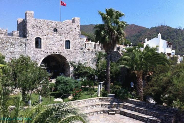 Marmaris, Castle of the Knights