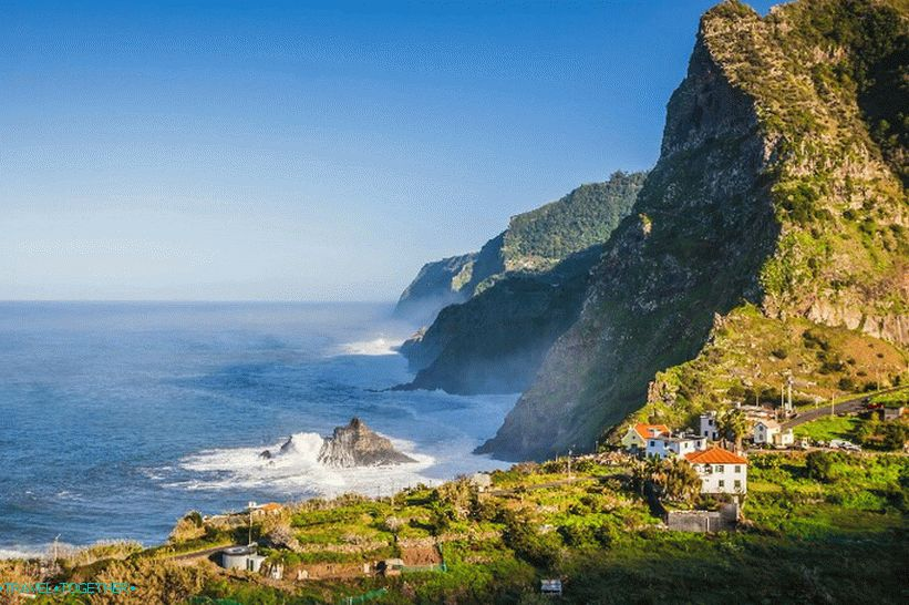 Madeira North Coast