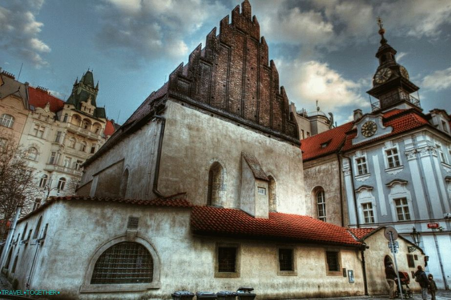 Mystical Josefov - Old New Synagogue