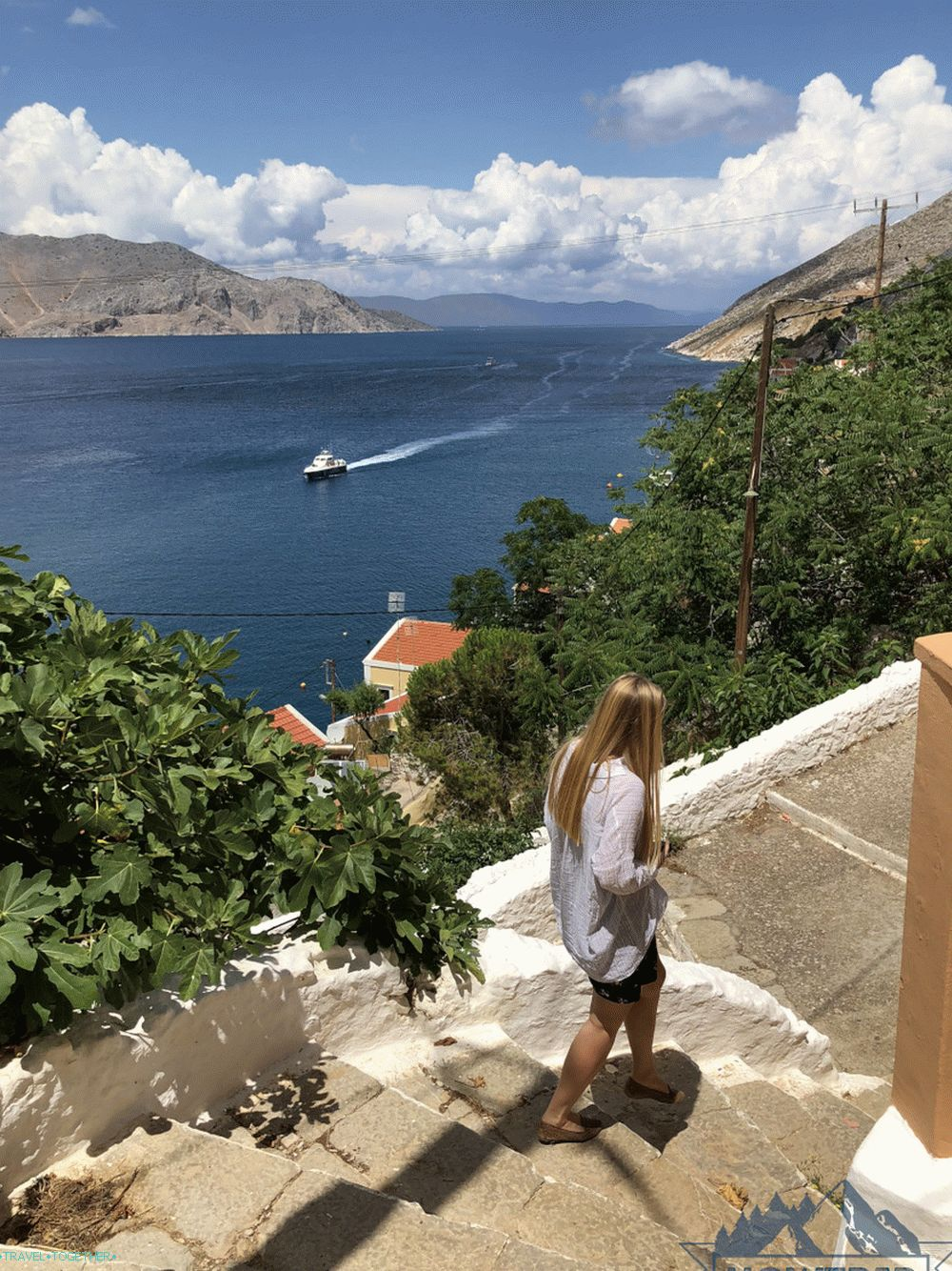 Excursion to the island of Symi