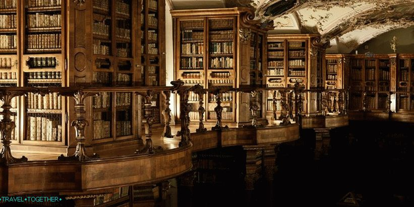 Library of St. Gall Abbey