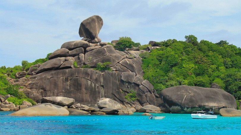 Rest on Similans