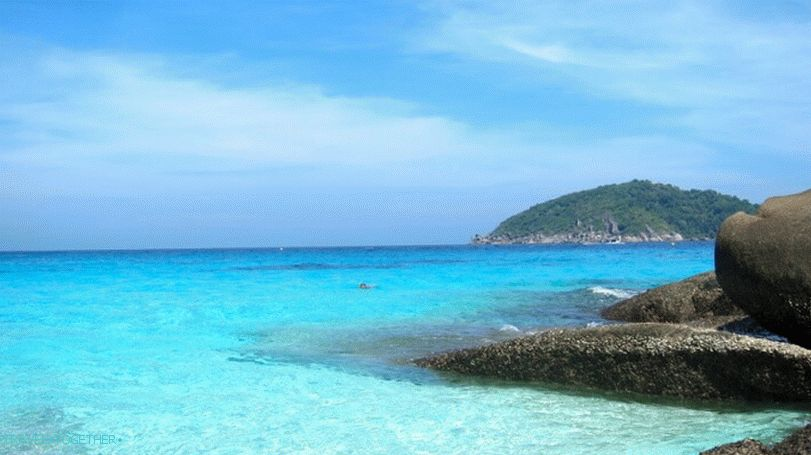 Weather in the Similan Islands