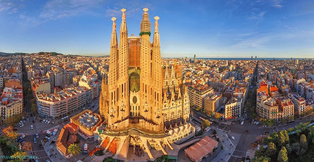 Travel time to Barcelona - how much to fly?