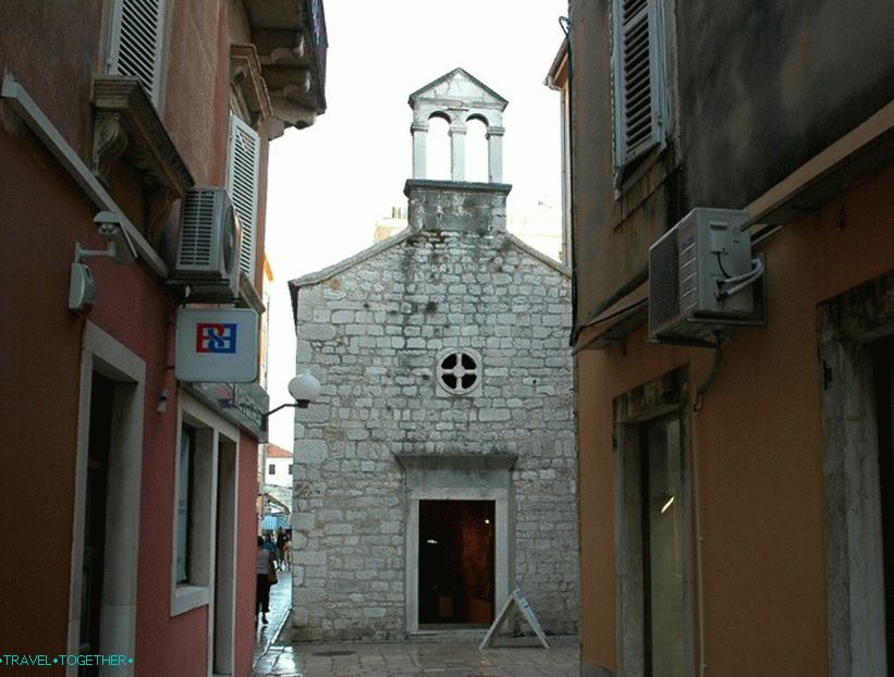 Church of St. Andrew and Petar